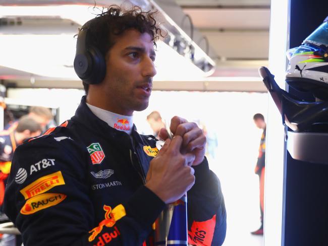Ricciardo needs more podium finishes to be kept happy.