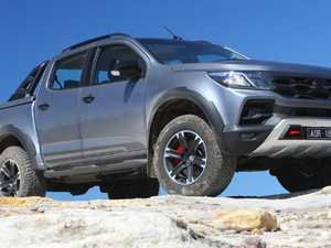 Why this ute is the next bloke magnet