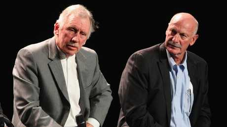 Ian Chappell (L): Jason Gillespie played with a lot of integrity.