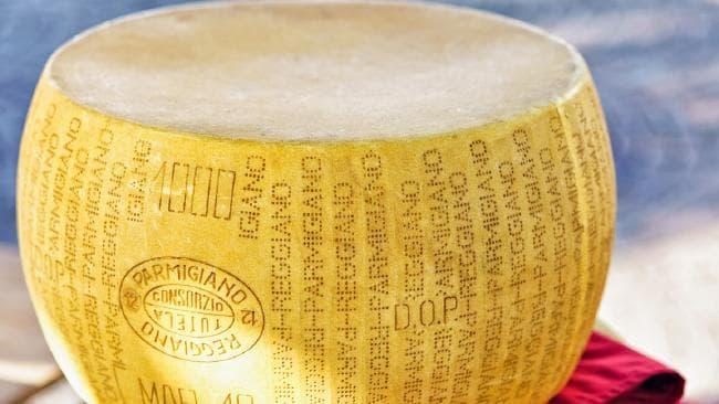 Italian Parmigiano Reggiano may need a new Australian name.