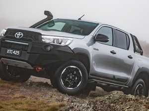 ROAD TEST: We review the 2018 toughest Toyota HiLux trio