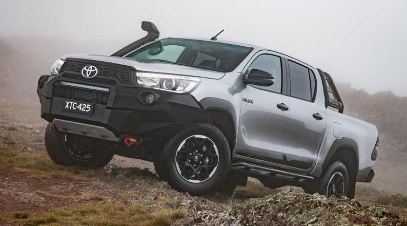 Road Test We Review The 2018 Toughest Toyota Hilux Trio Morning