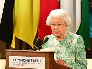 Queen addresses CHOGM