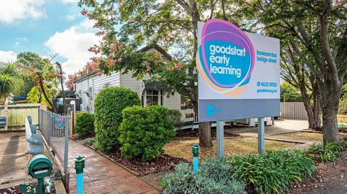 FOR SALE: Toowoomba Goodstart centre hits the market
