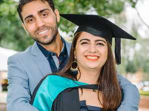 USQ graduation day