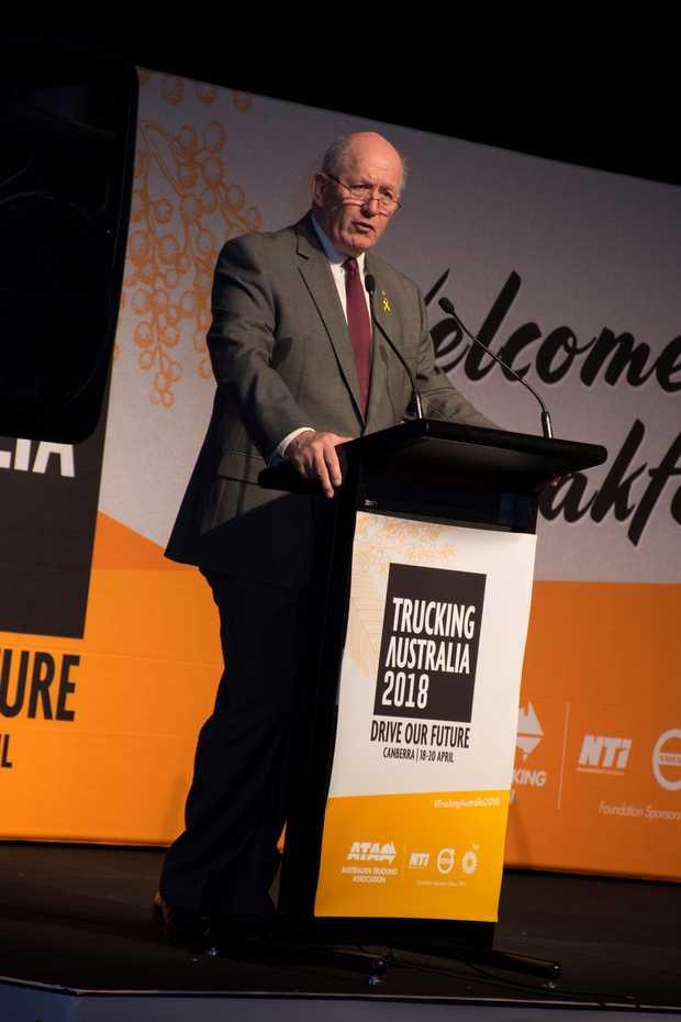 Trucking Australia 2018 conference
