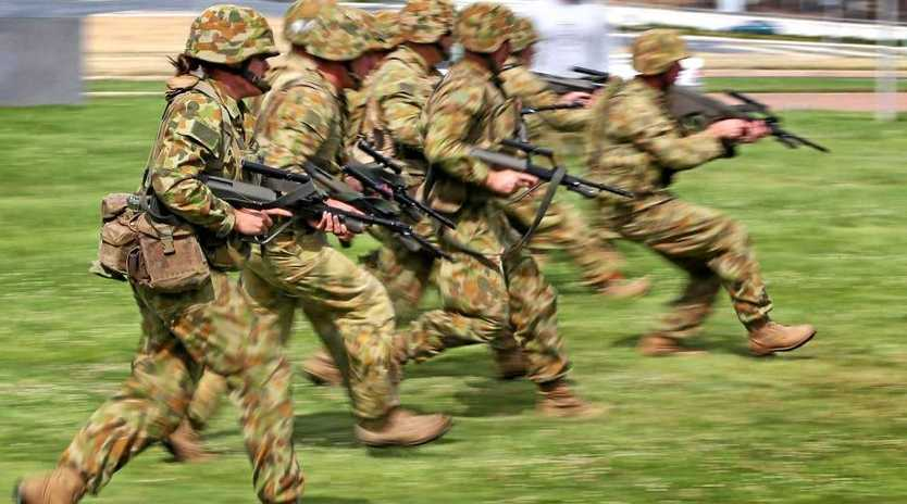 SUPPORTING VETERANS: A former Army chief is calling on the Australian Government to balance it's spending on commemorating Anzac Day with more funds being diverted to supporting personnel with mental health issues.