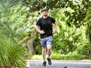 Man takes on 24-hour non-stop run for Toowoomba homeless