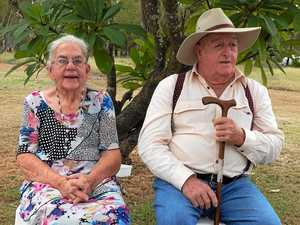 SOUL MATES: Loving couple celebrate 60 years together