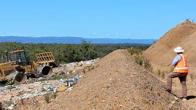 State-wide turmoil, Council extends waste management review