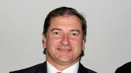 Federal Wide Bay MP Llew O'Brien