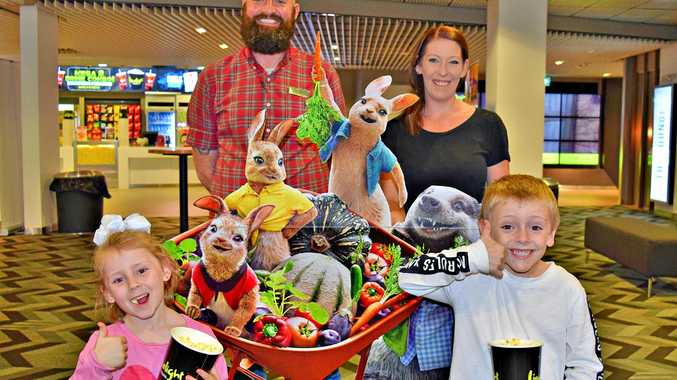 Parents rejoice at special screening this Sunday