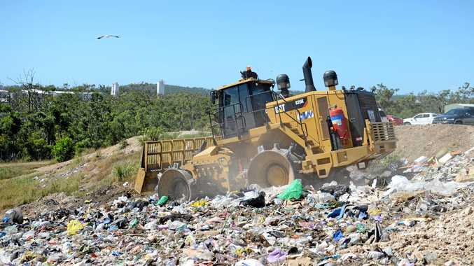 Mackay to lose on waste levy