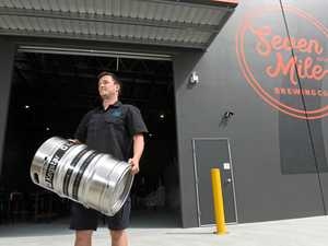 Kegs to be filled as new brewery prepares for opening