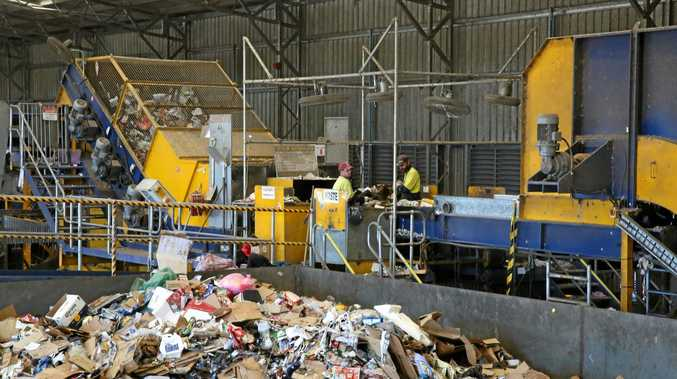 RECYCLING DEBACLE: Council clears up our waste future