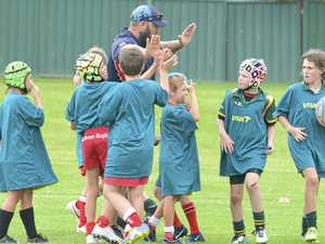 Future Waratahs on show in the Valley