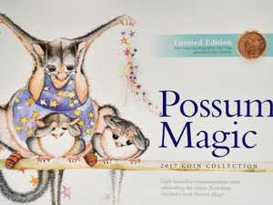Possum Magic coins