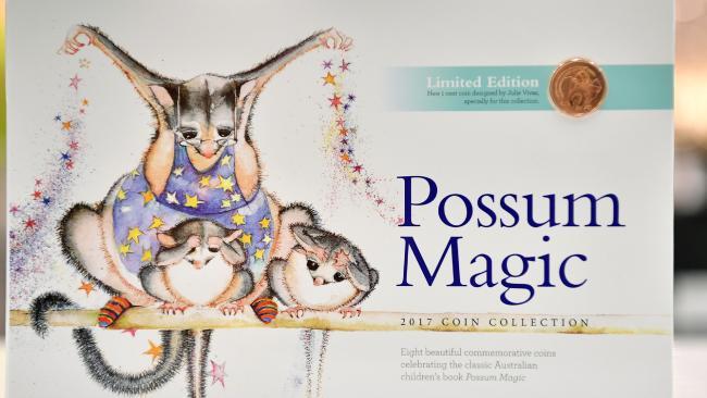 Legal battle brewing over Possum Magic $2 coins