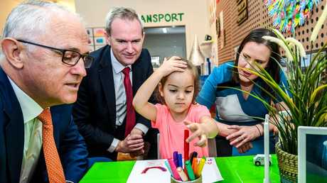 The Turnbull Government is bringing in changes to childcare subsidies. Picture: Brendan Esposito/AAP