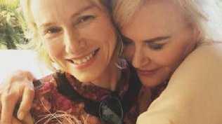 Naomi Watts and Nicole Kidman.  Picture:  Instagram.
