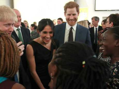 Prince Harry Says He's 'Grateful' To Have Meghan Markle By His Side