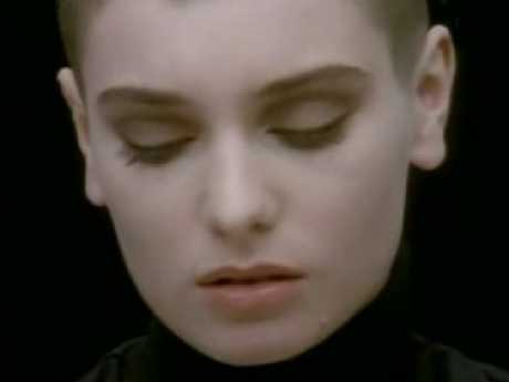 Sinead O'Connor's version in 1990 made her a global superstar. Picture: Supplied