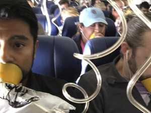 How to use the oxygen mask