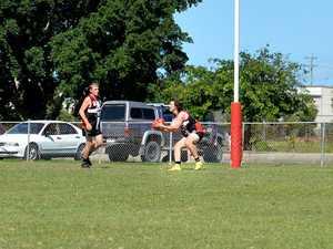 Mackay Magpies versus North Mackay Saints in Mackay