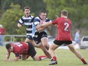 MNC Rugby - Marlins v Pirates