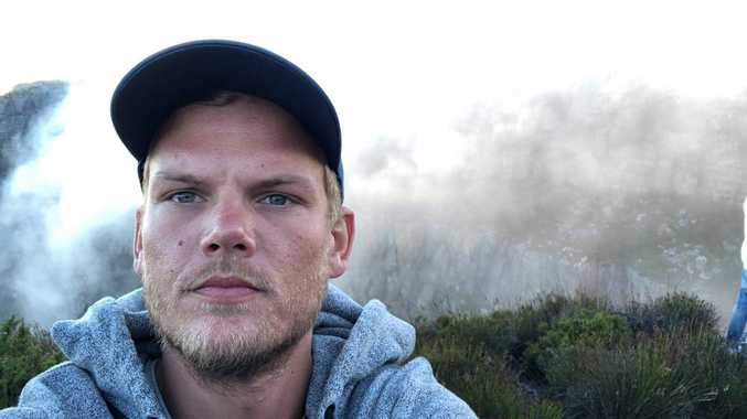 Swedish DJ-producer, Avicii. Picture: Supplied