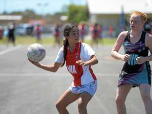 Netball hits 100 mark for NQ Games