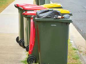 Earlier bin collections for Anzac Day service