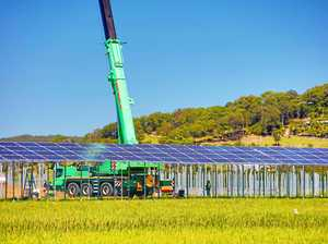 Sunshine Coast solar farm wins national award
