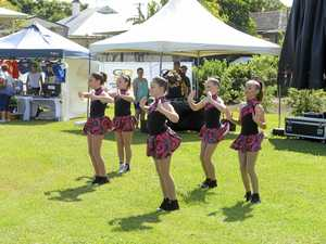 Studio One Dance Academy perform at the GDSC and Design Collective Grafton Day Out on Saturday, April 21.