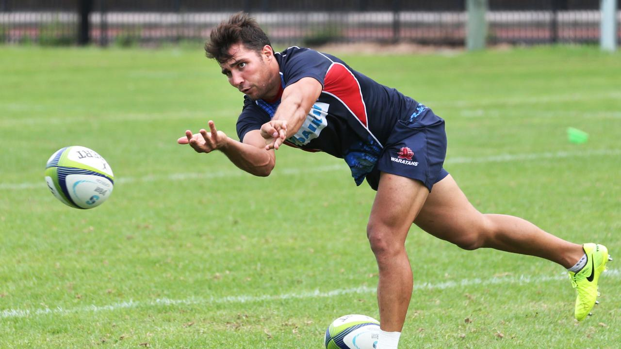 It's hoped Nick Phipps can spark the Waratahs.