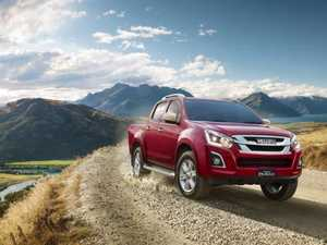 2018 Isuzu D-Max is on a good ute thing — and sticks to it