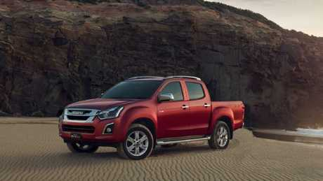 Isuzu D-Max: Minor improvements but the key selling points remain.