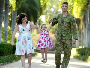 What Anzac Day means to Sergeant Daniel Trew