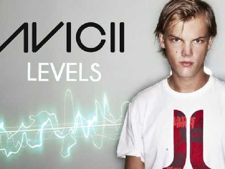 Avicii has died aged just 28.  Picture:  Supplied