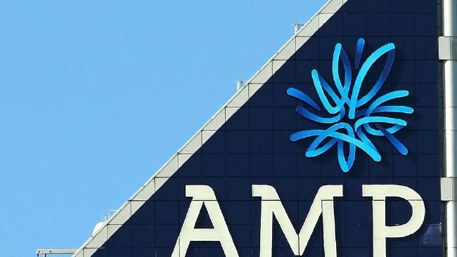 AMP is one of Australia's huge financial institutions that has been particularly hard hit by the Royal Commission.