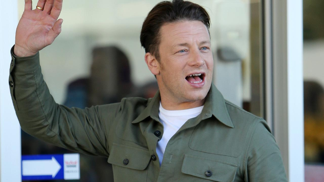 Jamie Oliver's Woolworths food range has shrunk. Picture: Tim Hunter