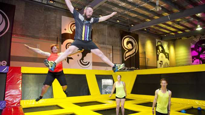 Toowoomba's Kloud9ine trampoline park up for sale