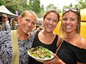 Judi, Jacqui and Carli Walker in Noosa for the Noosa