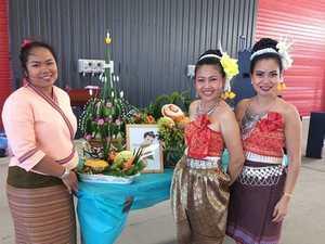 Sirihorn Masuk, Chuanphit Gauci and Tuk Beattie