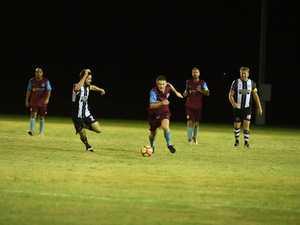 ROOM TO MOVE: Aston Villa player Jaryd Bennier steps