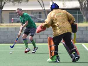 Qld Mens Masters Hockey Over 60 Carnival - Goannas