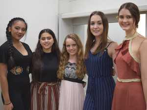 Isabelle Amies, Jade Fiyen, Tiffany Vella, Kate