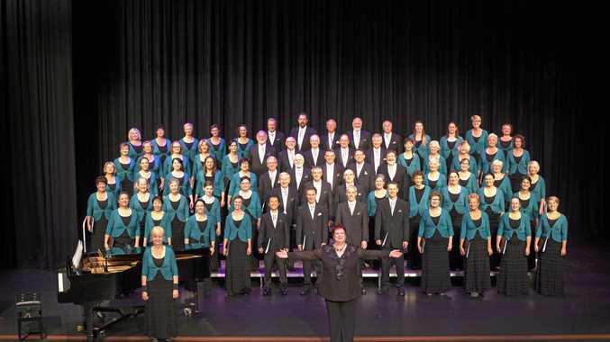 The renowned Sunshine Coast Oriana Choir.