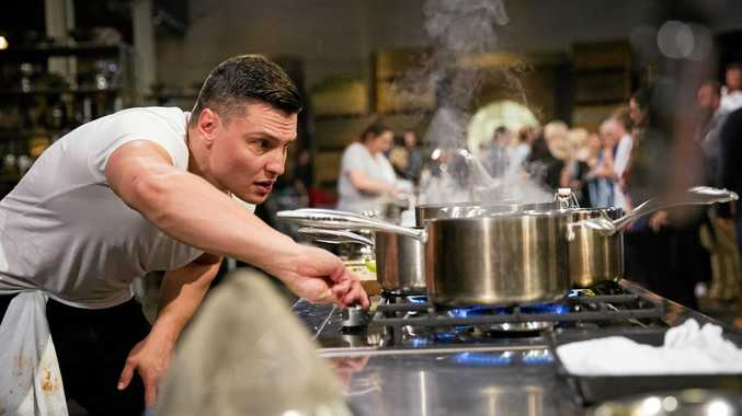 MasterChef is making dinner for Ipswich foodies