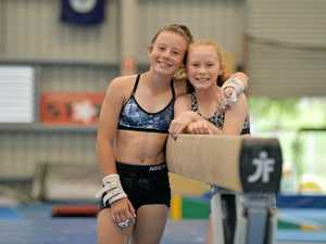 Gymnastics bucks the youth trend